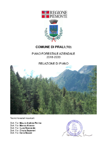 Relazione di piano_PRALI